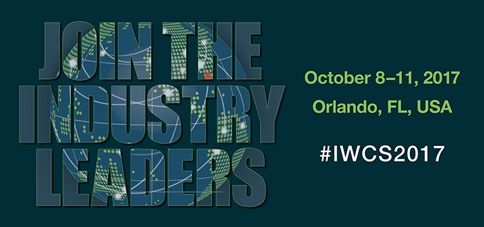 IWCS 2017 | Orlando, Florida, USA | Oct 8-11, 2017