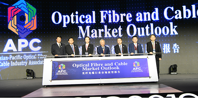 "Blockbuster! 2019 APC ""Optical Fiber and Cable Market Outlook"" Released"