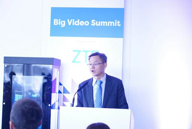 ZTE Launches Flagship Optical Access Platform, TITAN, to Boost Explosive Growth of Big Video Service
