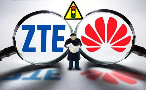 CAIT seeks barring Huawei, ZTE from India