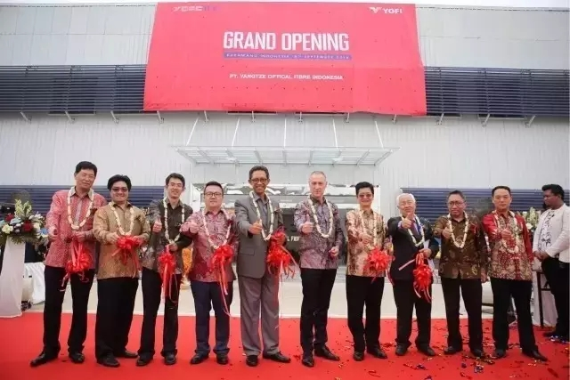 YOFC Indonesia Opening Ceremony Grandly Held