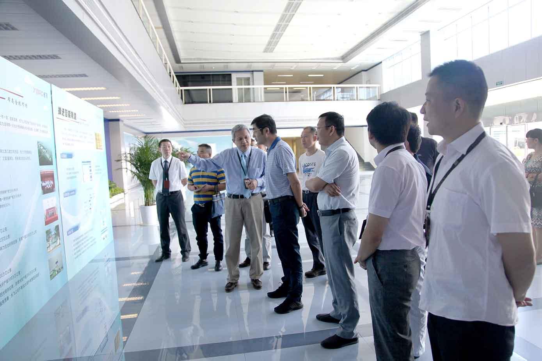 Vice Chairman of the CPPCC of Hunan Province Zhang Dafang Visits Yangtze Company