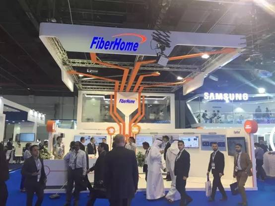 Broaden Your Future——Fiberhome Shines in Dubai, São Paulo and London