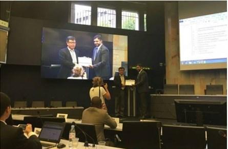 Fiberhome New Breakthrough For IOT And Smart City International Standard