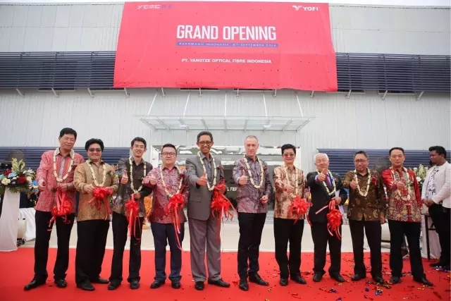 A Cable Joint Venture of YOFC and PT FOTI Established in Indonesia