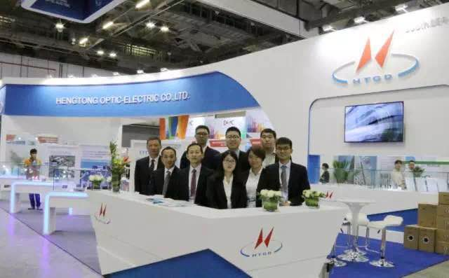 Hengtong Group 'Stunned' the Audience on CommunicAsia2017