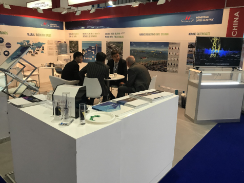 Hengtong Optic-Electric attended the ADIPE 2017