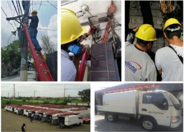 Integrated Maintenance Service Facilitates Operation Transformation
