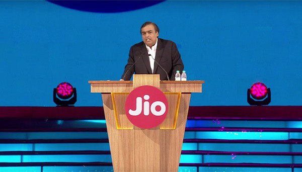 Reliance Jio Reaches 100M Subscriber Target
