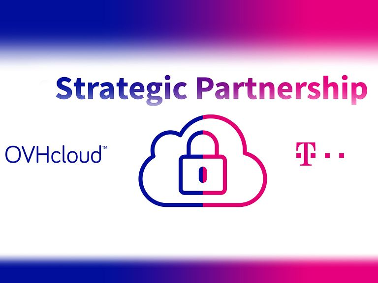 T-Systems and OVHcloud cooperate for Gaia-X