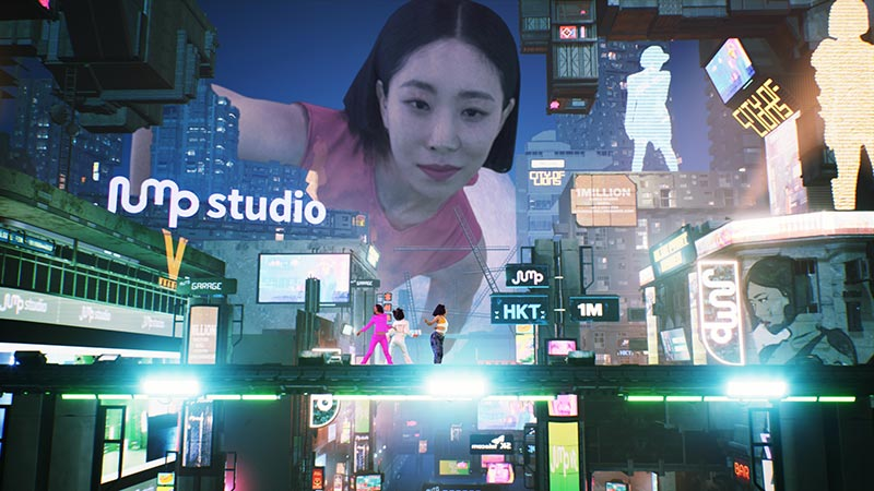 SKT to Expand 5G Content Business via Jump Studio